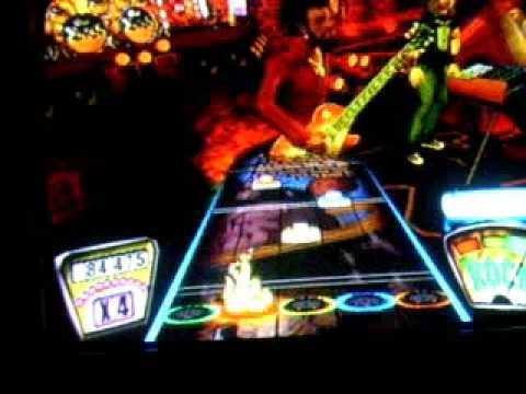 Guitar Hero Custom: Cake - Mahna, Mahna