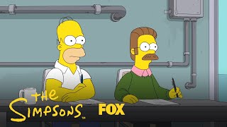 Homer Auditions Emily Deschanel & Gal Gadot | Season 30 Ep. 1 | THE SIMPSONS