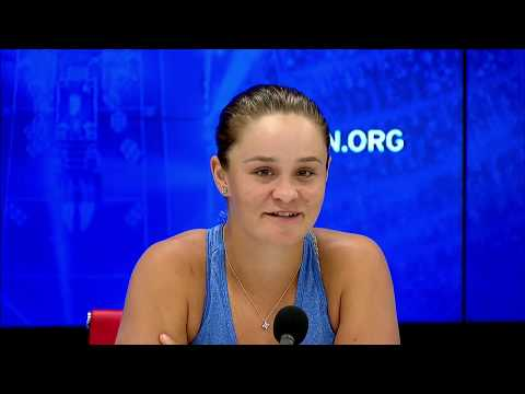 """Ashleigh Barty: """"In the big moments today Wang was better"""" 