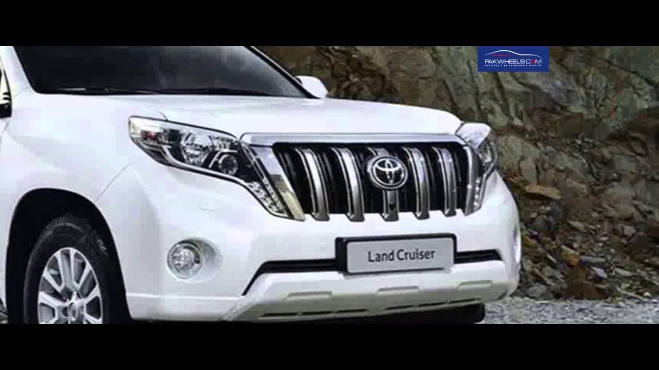 Top 5 Suv S In Pakistan 2016 Pakwheels