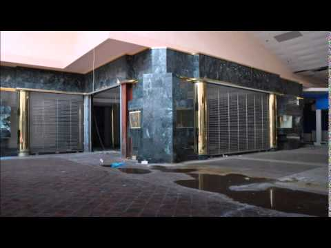 A Haunted Shopping Mall YouTube - 30 haunting images abandoned shopping malls