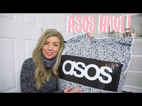 ASOS & ZARA WINTER TRY ON HAUL   KATE MURNANE Ad