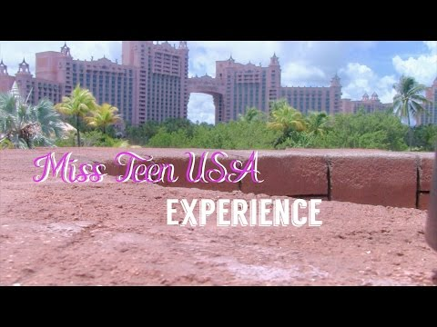 The Miss Teen USA Experience | VLOG
