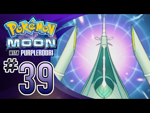 Let's Play Pokemon: Sun and Moon - Part 39 - UB-04 Blaster