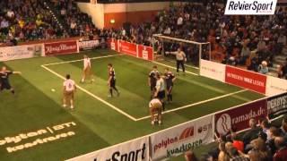 NRW Traditionsmasters 2014, Spiel 8: Rot-Weiß Oberhausen - Mülheim Allstars
