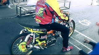 Indonesia Drag Championships AHRS Series 4 Bantul, DragBike Competition 2014