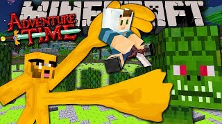 Minecraft: Adventure Time - Naga Boss Lair - Trapped in Twilight Forest! - Episode 2