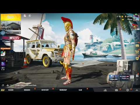 PUBG MOBILE NEW   GET FREE NEW EPIC TITLE , NEW EMOTES ,SUPPLY CRATE COUPAN AND MORE..