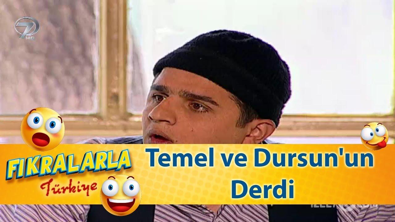 Temel ve Dursun'un Derdi - Türk Fıkraları 129