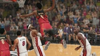 NBA 2K14 PS4 My Team - Dr. J Posters!