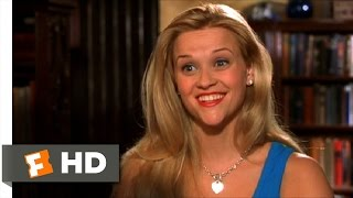 Legally Blonde (2/11) Movie Clip   I'm Going To Harvard (2001) Hd