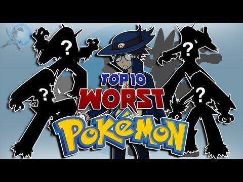 Download Youtube: My Top 10 Least Favorite Pokémon