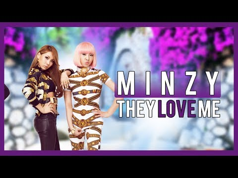 CL SHOUTS MINZY'S NAME EVERYTIME THEY'RE PERFORMING FIRE