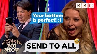 Send To All with Carol Vorderman - Michael McIntyre's Big Show: Series 2 Episode 3 - BBC One