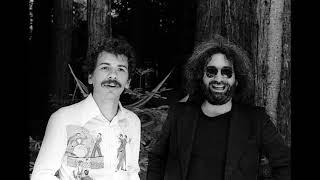 Carlos Santana & Friends w/ Wayne Shorter & Jerry Garcia - Mandela