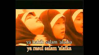 Haddad Alwi - Marhaban Ya Rasulillah ft. Sulis