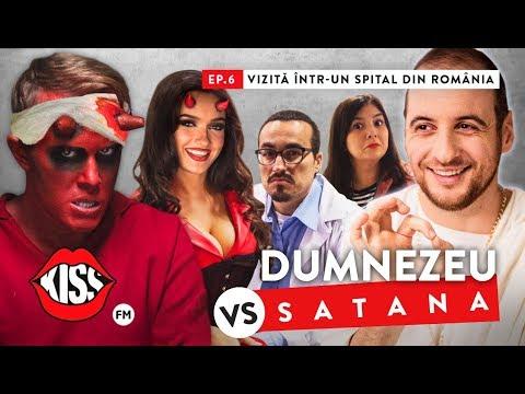 DUMNEZEU vs SATANA (Ep.6): Vizită într-un spital din România