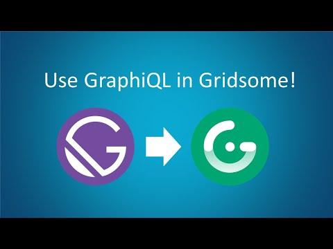 Better GraphQL explorer for Gridsome