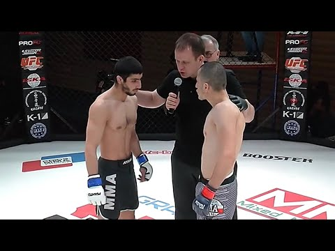 ACB 1: Герман Барсегян vs. Хасан Галаев   German Barsegyan vs. Khasan Galaev