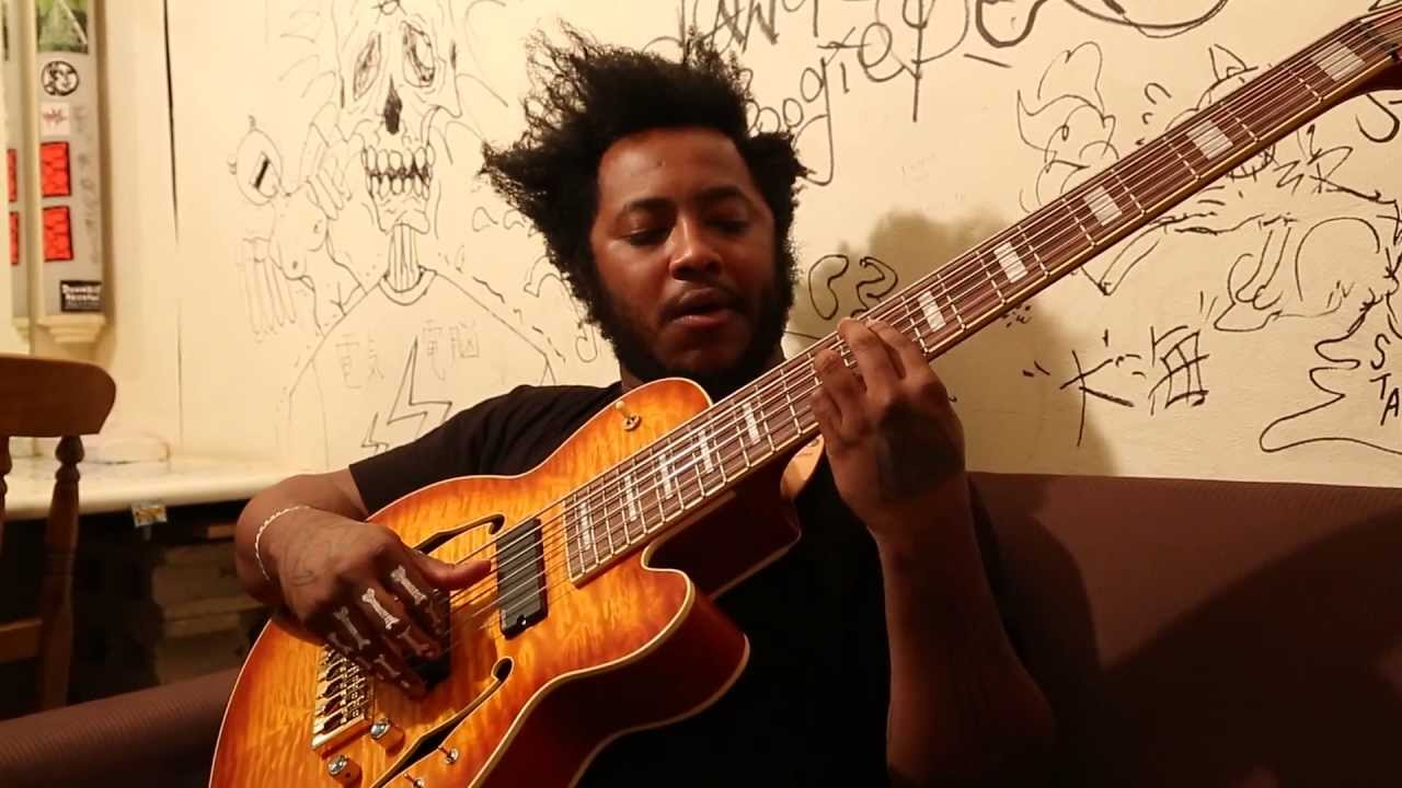 Bass Magazine Presents Bassist Archives Vol 1 Quot Thundercat Quot Youtube