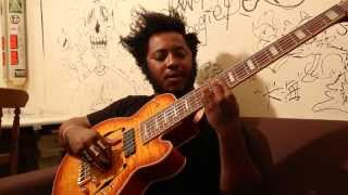 "BASS MAGAZINE presents BASSIST ARCHIVES vol.1 ""Thundercat"""
