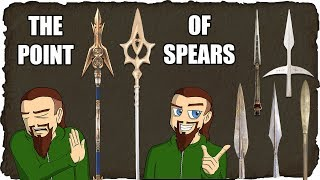 Some Points About the Shape of Spears thumbnail