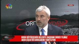 28/03/2016 ORDU MEYDANI ÖZEL -  ENVER YILMAZ
