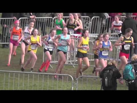 u15g UK Inter Counties Championships 12032015