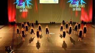 """Bundesfinale Rendezvous der Besten 2012 - VIVA-LA-VIDA - Evolution - Prädikat """"Ausgezeichnet""""!"""