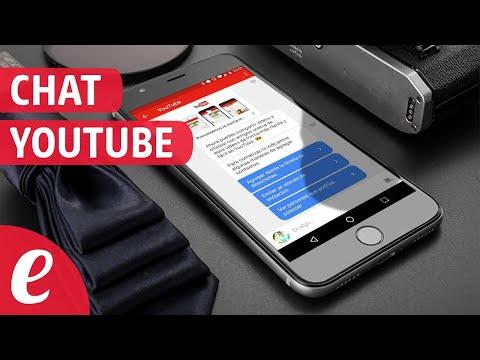 Como Usar El Chat De YouTube (español)