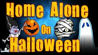Home Alone On Halloween