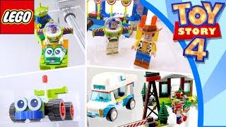 Нова Історія Іграшок 4 LEGO Набори   Нью-Йорк Іграшка Ярмарок 2019