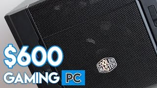 HOW TO BUILD A GAMING PC FOR £500/$600! [1080P, 60FPS!]
