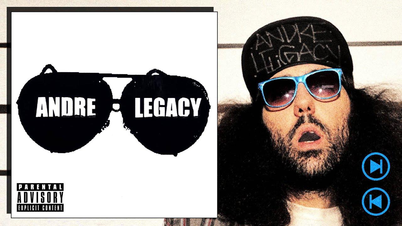 Andre Legacy - The Motha' Fuckin' Man [HQ Audio]