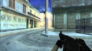 Counter Strike 1.6 - ¡Me ganan los BOTS! - 4 Rondas - Havana