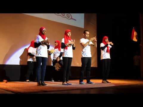 اغنية تعظيم سلام من اطفال مصر الى القوات المسلحة Funnycattv