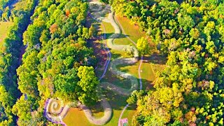 Serpent Mound - Ancient Aliens in America?