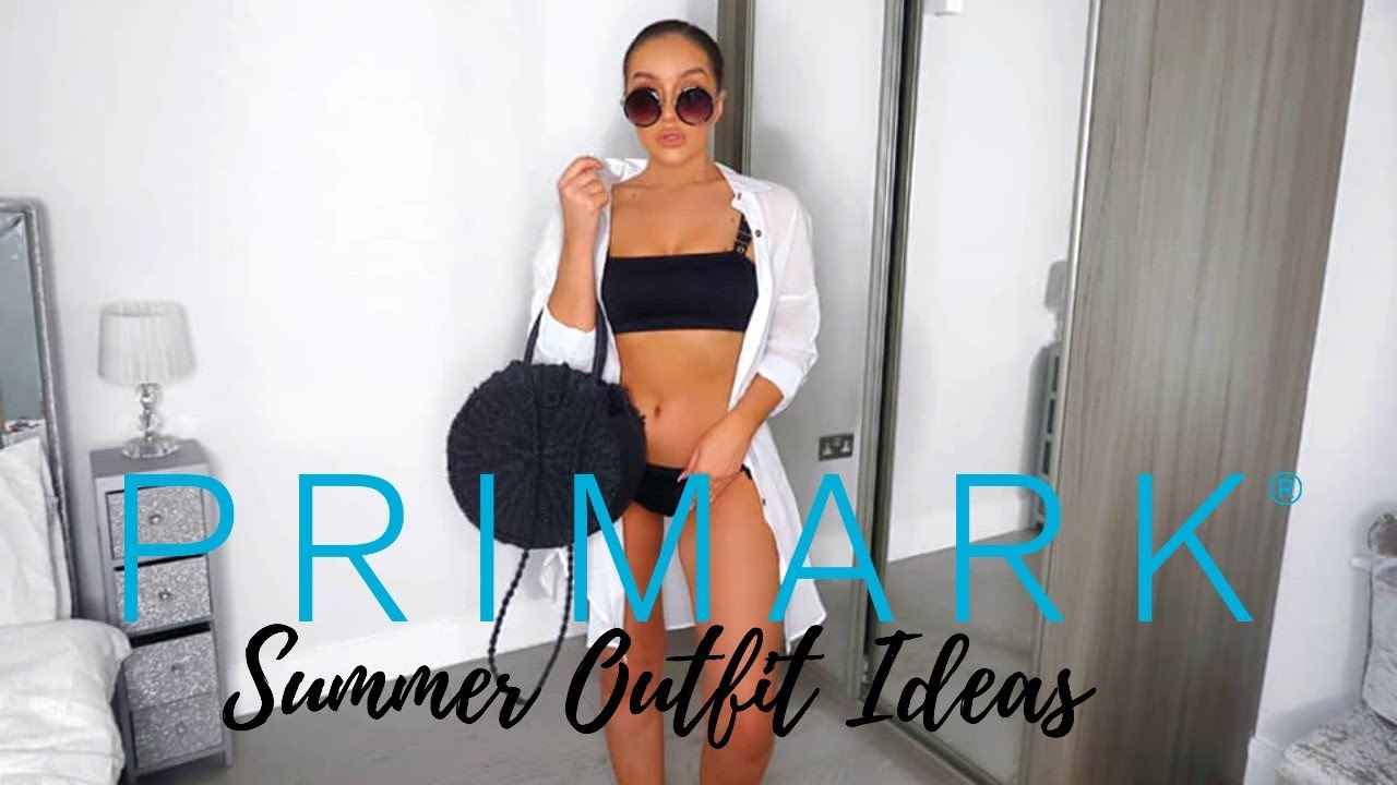 PRIMARK SUMMER OUTFIT IDEAS // SUMMER PRIMARK HAUL 7