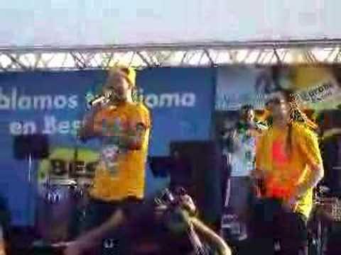 JOWELL Y RANDY - GUAYOTEO LIVE CARNAVAL LATINO 2008