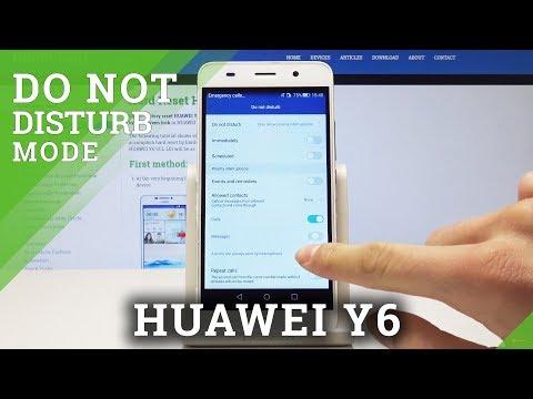 Resetting Videos HUAWEI Y6 2019 - HardReset info