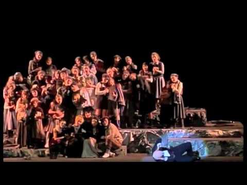 Brundibar Hans Krasa I Piccoli Musici Teatro Donizetti