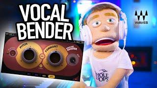 Best Waves Vocals Plugin   Vocal Bender Review