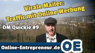 Virale Mailer: Mehr Traffic durch Online Werbung