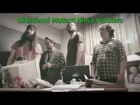 DIKUrevy 2017: Oldschool Mutant Ninja Hackers