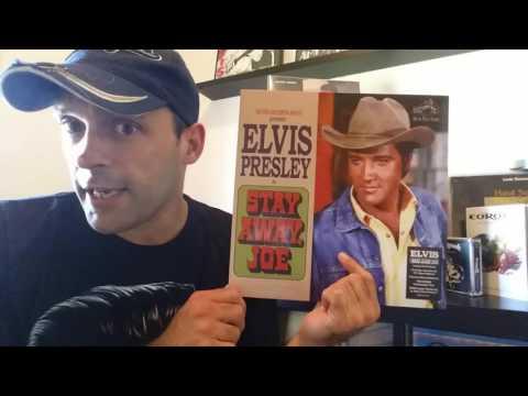 Vinyl Highlight - Elvis Presley:Stay Away Joe (FTD, 2014)