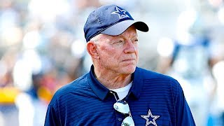"""Dan Patrick on Jerry Jones' Gruesome """"Car Wreck"""" Analogy Comments   8/14/19"""