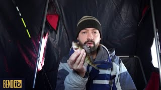Ice Fishing for Perch- Tips & Tricks!