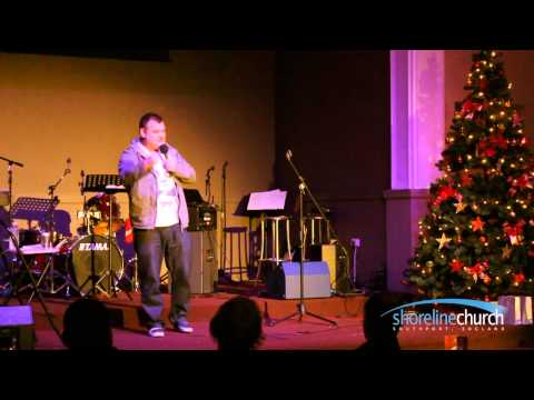When Baptisms Go Wrong - Shoreline Charity Comedy Night 2013