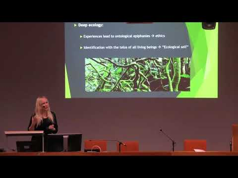 Emotions in environmental ethics: empathy and elevation by Dr. Elisa Aaltola
