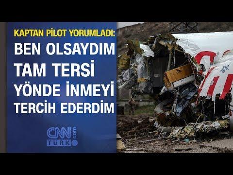 Bahadır Acuner, Uçak Kazasını Yorumladı: Ben Olsaydım Tam Tersi Yönde Inmeyi Tercih Ederdim